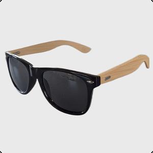 Laslity Produktbillede - Bambus Solbriller